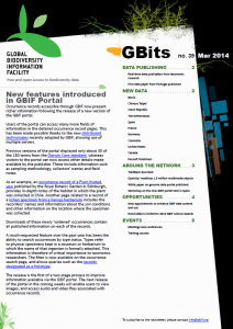 GBits No. 39 - March 2014